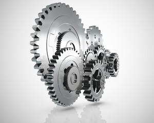 3D cogwheels