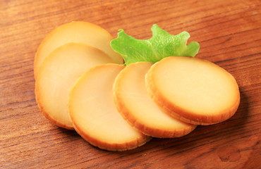 Round artisan cheese