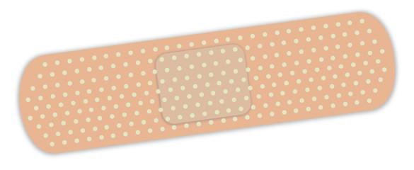 Pflaster Verband  #130508-svg01