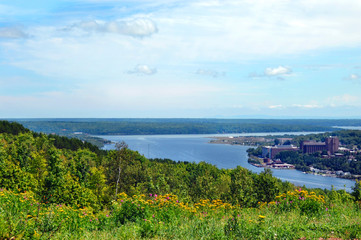 Michigan Tech Overlook