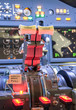 Throttle of a Flight Simulator