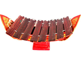 Xylophone   Musical instrument Of Thailand