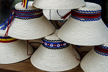 Hats for mens traditional romanian