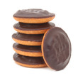 Jaffa cakes (Génoise à l'orange)