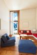 mountain home, comfortable living room