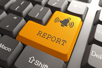 Keyboard with Report Button.