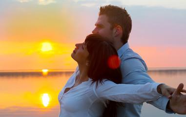 embracing love couple;o)