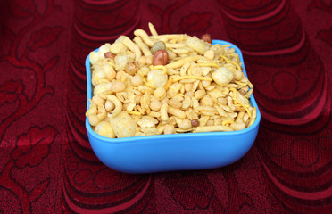indian besan namkeen snacks