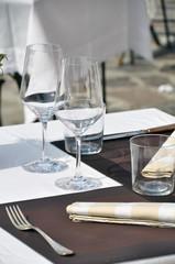 Tischdekoration, Table Setting