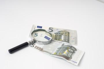 5 euroscheine alt und neu