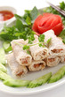 net spring rolls, chao gio re, vietnamese cuisine