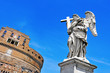 Castel Sant Angelo in Rome, Italy