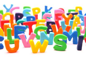 Buchstaben Chaos