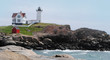 Lighthouse, Cape Neddick