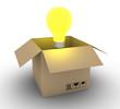 Shipment of an idea