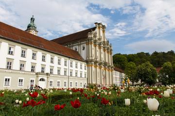 Klosteranlage in Fürstenfeldbruck