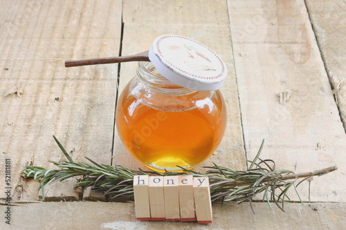 Rosemary & honey