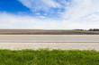Leinwanddruck Bild - American Country Road Side View