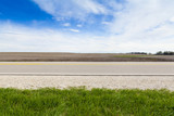 American Country Road Side View - Fine Art prints