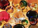 glass gems poster