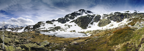 Mountain Sierra de Guadarrama - Spain