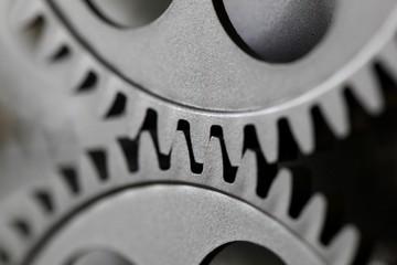 clockwork - zahnräder - uhrwerk