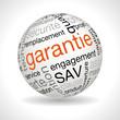 Sphère garantie
