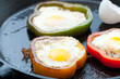 Bell Pepper Egg Rings