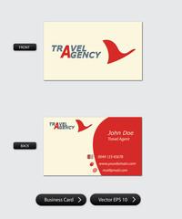 Visitenkarte Vorlage 02