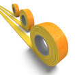 Insulation tape trio