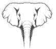 Elephant Head Retro