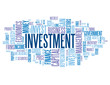 INVESTMENT Tag Cloud (money finance credit bank profit business)
