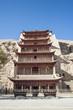 Mogao Grottoes, Dunhuang, Gansu of China