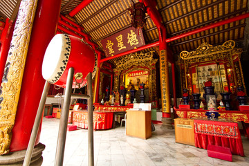 Typical chinese temple found in Asia