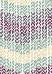 Seamless Retro Arrows Pattern