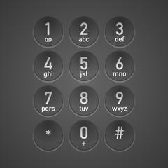 telefontastatur II