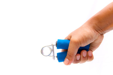 Hand and hand grip