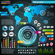 Vector World Map Design Set Of...