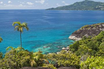 Seychelles Anse Major