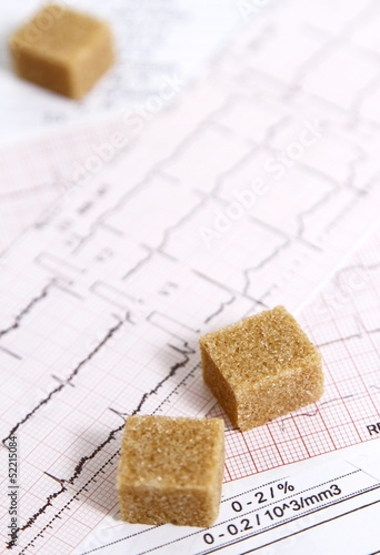 Blood glucose levels and heart disease