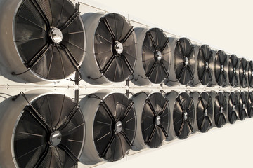 Air condition fans