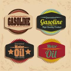 Gasoline industry