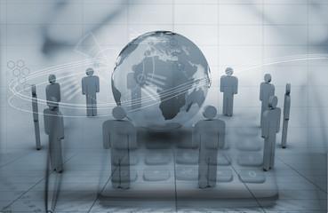 Digital global business