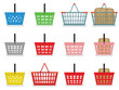 Shopping baskets