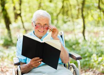 Storyteller Elderly
