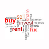 Word Cloud - Buy Sell Rent