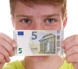 Der neue 5 Euroschein