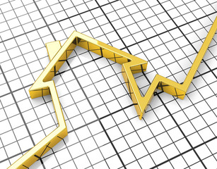 Der goldene Immobilienmarkt