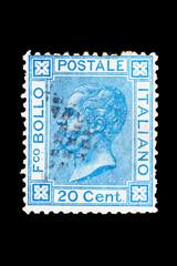 francobollo del Regno d'Italia del 1867