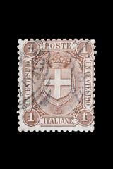 francobollo del Regno d'Italia del 1891